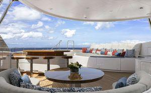 Feadship superyacht BROADWATER offers special Mediterranean charter deal