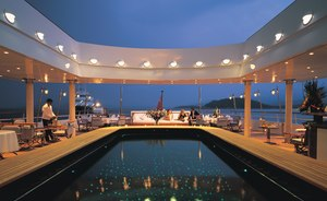 Superyacht 'Golden Odyssey' is Renamed'Golden Odyssey II'  Following Refit