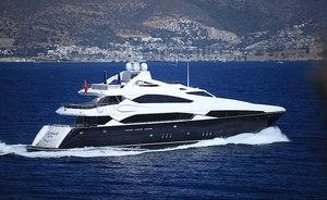 Luxury Yacht 'Barracuda Red Sea' Cruises in Croatia
