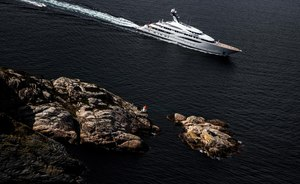 Superyacht ARETI confirmed to attend FLIBS 2018