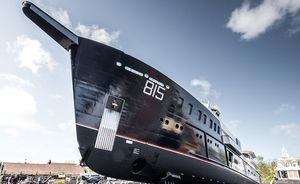 Video: Feadship launches 73m explorer superyacht SHERPA