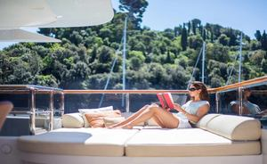 Discover Mediterranean Hotspots for Less Aboard Superyacht DIANE
