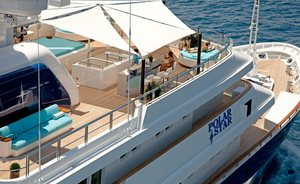 Charter Yacht 'Polar Star' Confirmed for 2014 Monaco Yacht Show
