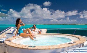 Celebrate the Holidays Aboard Christensen Motor Yacht 'Lady Joy'