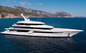Feadship superyacht JOY signs up to The Superyacht Show 2018