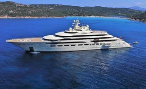 Lurssen Reveals Superyacht DILBAR to be 'One of the Most Complex' Builds Yet