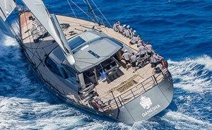 Sailing Yacht GANESHA Announces Return for Loro Piana Caribbean Superyacht Regatta 2016