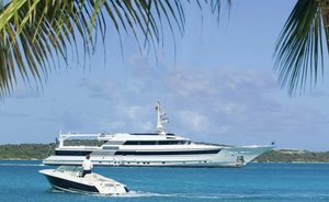 M/Y ISLANDER in the Caribbean and Bahamas