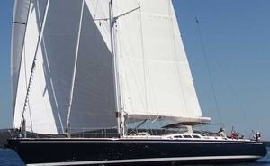 The 31.8m Ocean's Seven 2 Is Available For Charter