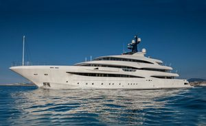 74m CRN superyacht ODYSSEY rejoins the charter fleet
