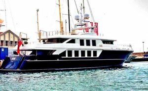 Motor Yacht NATORI Relaunched and Available for Charter