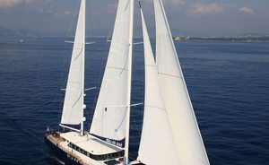 'PERLA DEL MARE' Charter Yacht Offering Reduced Rates