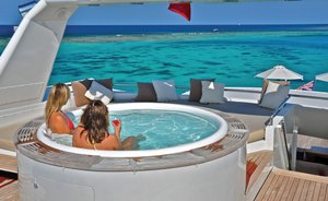 Heesen superyacht LIONSHARE offers special rate on Caribbean charters