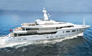 Brand new for charter: the 63m superyacht 'North Star'