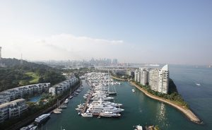 Singapore Yacht Show Receives Superyacht Industry Support