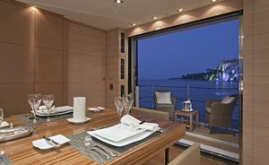 Superyacht APACHE II Reduces Charter Rates for June