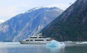 Luxury Yacht TALOS Charters in Alaska and San Juan Islands