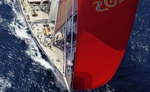Superyacht ATHOS Available For Charter In Thailand This Christmas