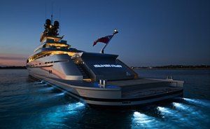Luxury Yacht 'Silver Fast' Takes Charter Bookings in the Indian Ocean