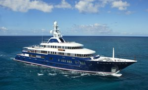 Superyacht 'Northern Star' Set to Return to the 2015 Fort Lauderdale International Boat Show