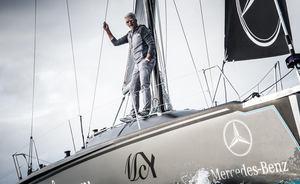 Nuvolari & Lenard co-founder embarks on solo transatlantic voyage in aid of ocean pollution