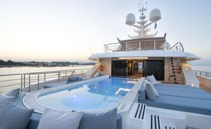 Greece charter deal: 85m superyacht O'PTASIA offers special rate