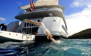 Superyacht HARLE Offers 10 Nights Charter For The Price Of 7
