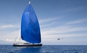 Sailing Yacht NOSTROMO Open for Charter in Greece and Croatia