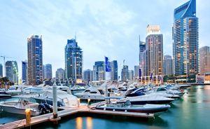 2014 Dubai Boat Show Opens Today