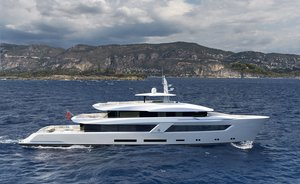 Lurssen sign deal for 54m superyacht 'Moon Sand' at  the Monaco Yacht Show 2018