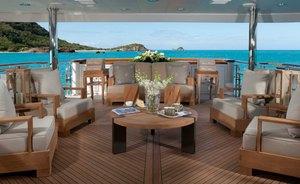 Superyacht IMPROMPTU Opens For Virgin Islands Charters