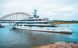 90m Oceanco superyacht DreAMBoat confimed to attend Monaco Yacht Show 2019