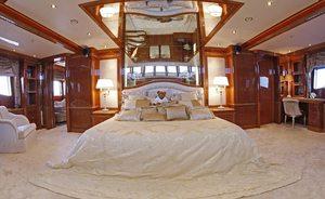 Superyacht 'ANNAEVA' Newly Available to Charter
