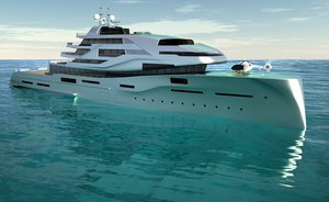 Impossible Productions Ink & Dutch Icon Yachts Collaborate Over 120m Superyacht Concept