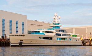 Video Reveals Details Of New 70m Superyacht CLOUDBREAK