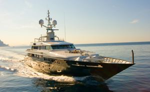 Superyacht MARIU Lowers Rate on Sardinia Charter