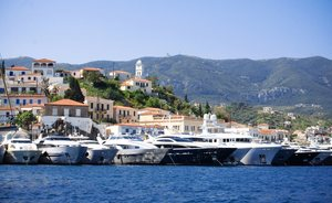 Choice of Yacht Marinas in the Med Increases for 2014