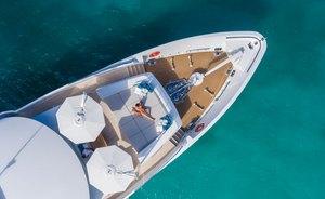 Discover the Caribbean on board IAG superyacht 'King Baby'