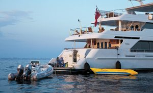 Superyacht 'One More Toy' Open For Charter At Cannes Film Festival and Monaco Grand Prix