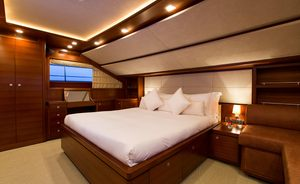 Motor Yacht ROBUSTO Open for Event Charters in the French Riviera