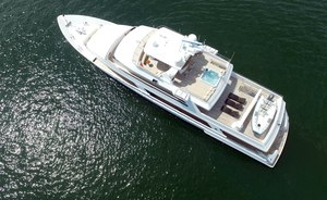Luxury Yacht BRIO Offers 8 Nights for the Price of 7 in the British Virgin Islands