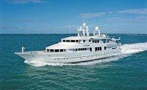 Celebrate Thanksgiving Aboard Luxury Yacht STARSHIP