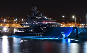 Charter Yacht SOLANDGE Finalist for 2014 World Superyacht Award