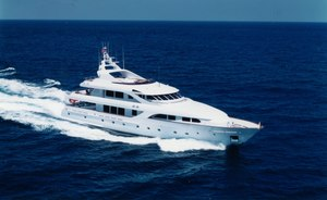 Superyacht LAGNIAPPE Available in Mexico and California