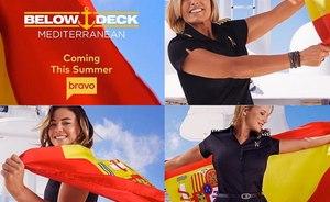 Video: Below Deck Mediterranean Season 5 (Spain) features biggest yacht ever - coming this summer