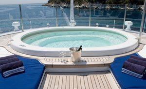 Superyacht MEAMINA Joins Yacht Carbon Offset Program