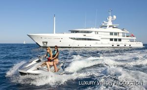 Last-minute availability aboard 54m Amels yacht SPIRIT for a Mediterranean luxury charter