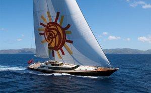 Charter Sailing Yacht TIARA For Charity