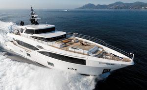 Brand new luxury yacht ISLA joins yacht charter fleet