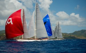 Charter Yachts Win at Superyacht Challenge Antigua 2017